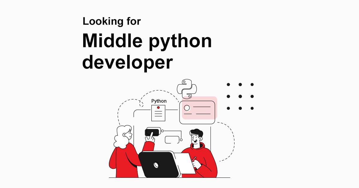 Looking for Middle Python Developer - На вопросы о Python отвечают программисты iTechArt