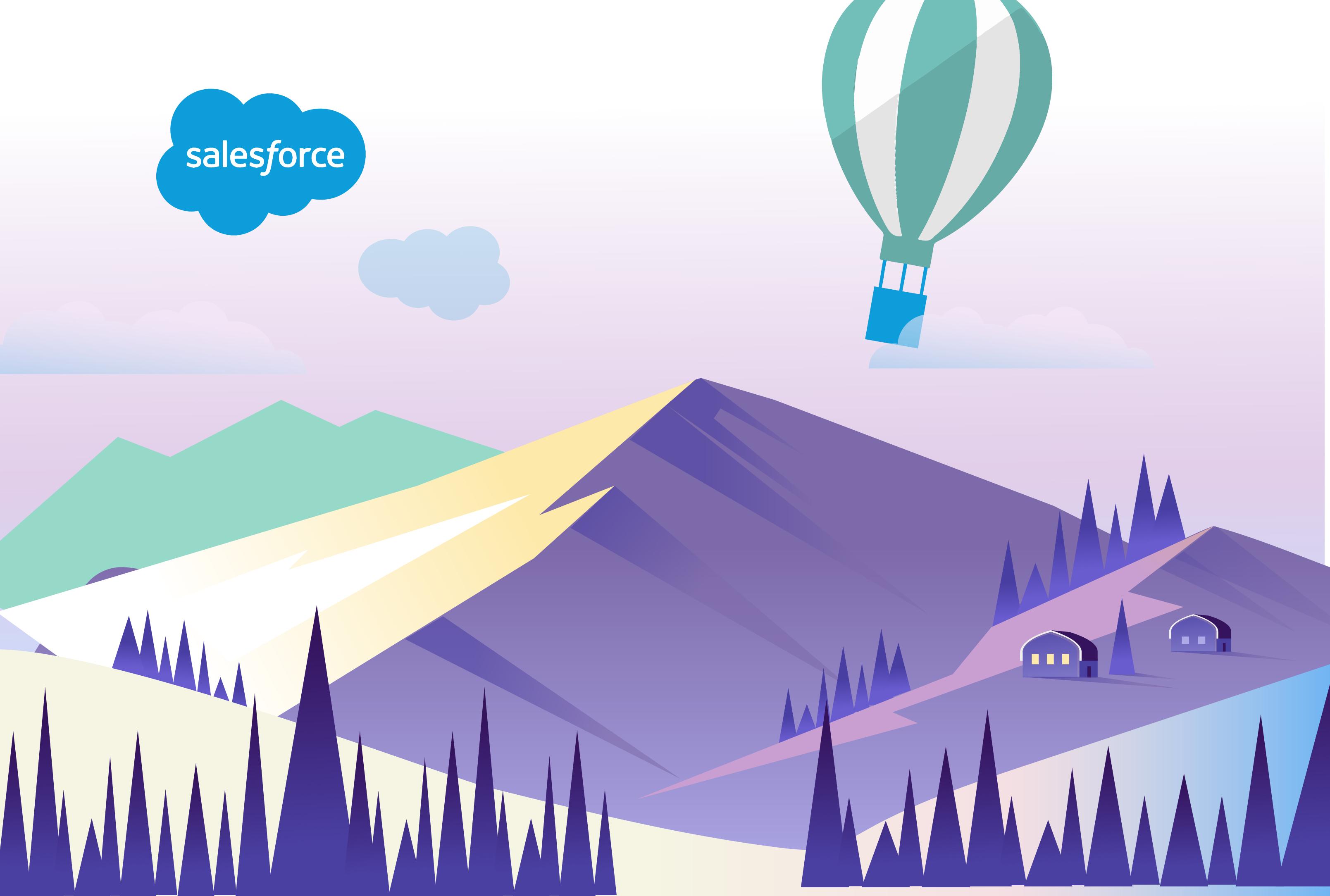 Популряное направление Salesforce - фото