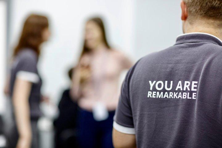 Команда разработчиков iTechArt в Гродно (футболка)