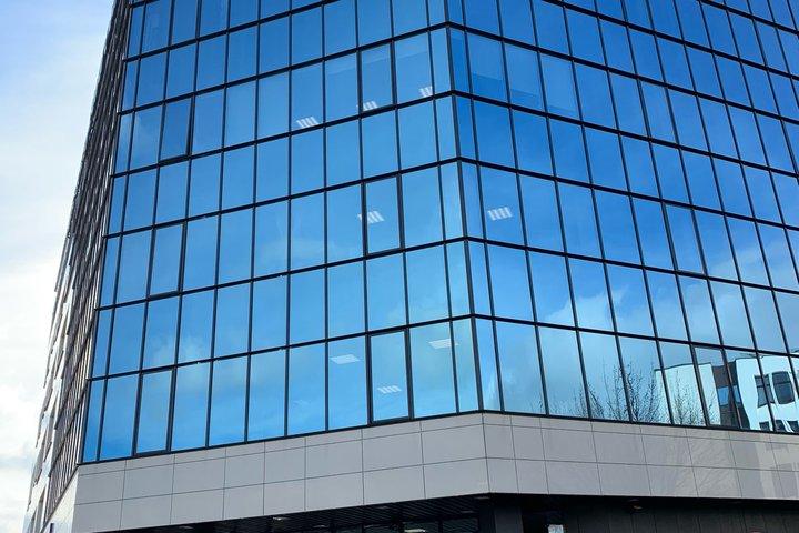 Фасад офиса iTechArt в Бресте