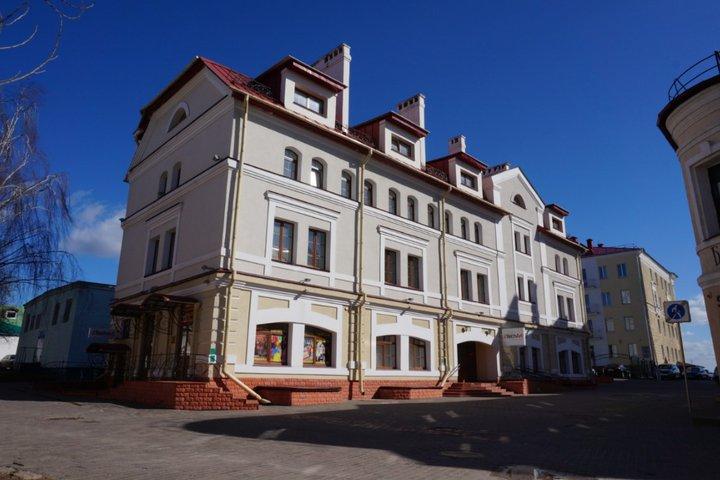 Фасад офиса iTechArt в Могилеве