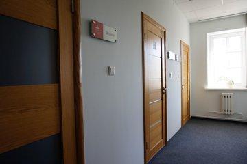Душевые в офисе iTechArt в Могилеве