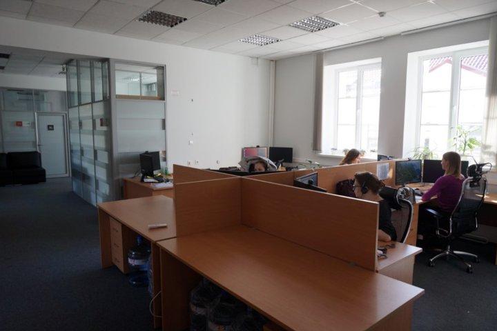 Работа Могилевского офиса iTechArt