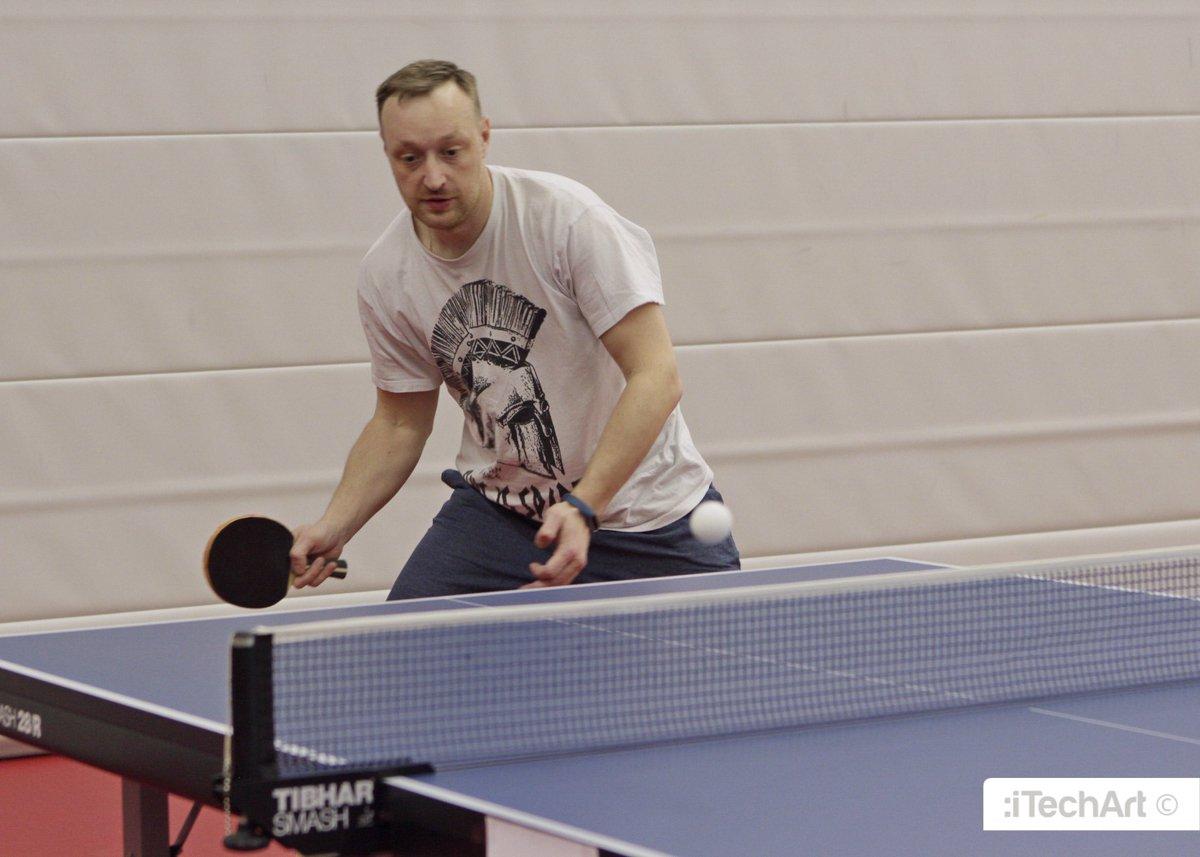 Cпортивная жизнь iTechArt. Настольный теннис - фото 5