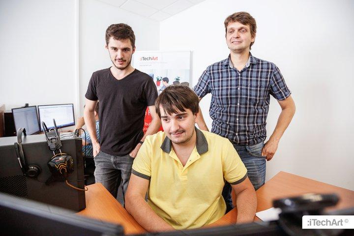 Команда разработчиков в Гомеле iTechArt