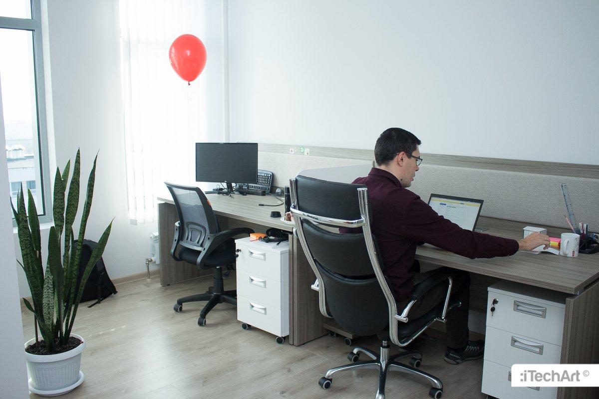 Новый офис iTechArt в Минске на Платонова - фото 2