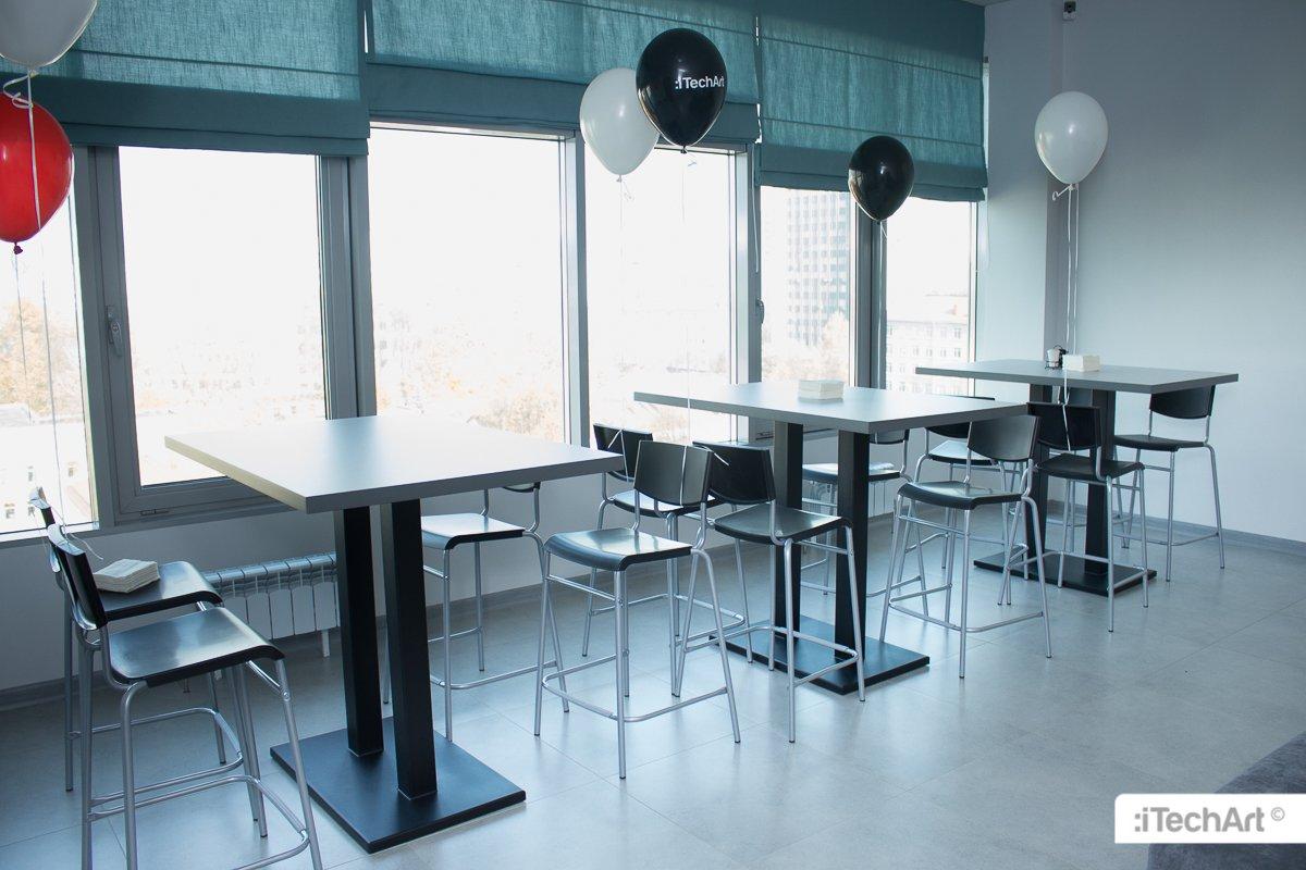 Новый офис iTechArt в Минске на Платонова - фото 4