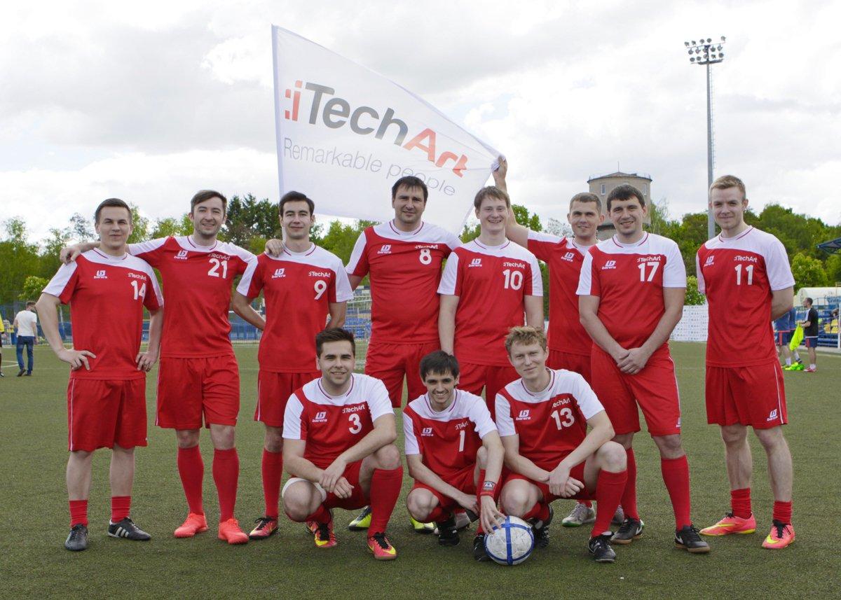 Спортивная жизнь iTechArt - фото 2