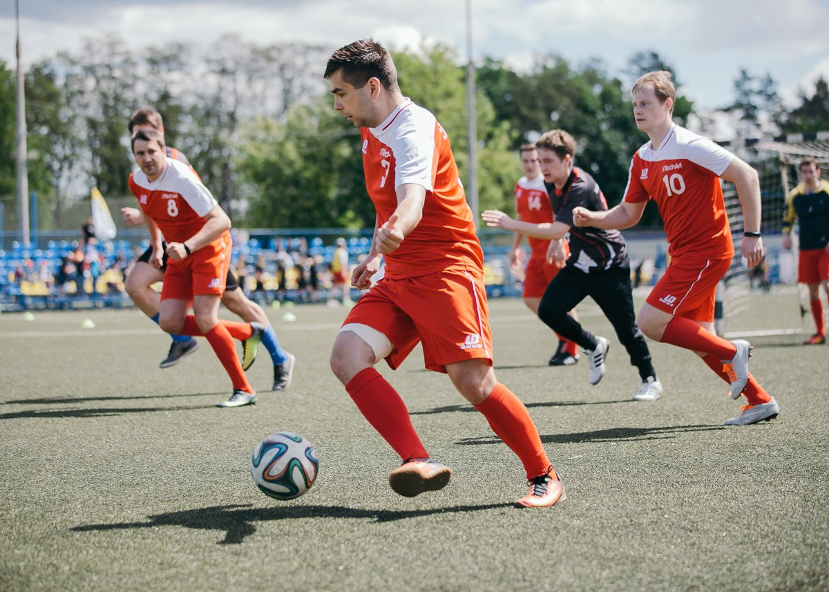 Спортивная жизнь iTechArt - фото 1
